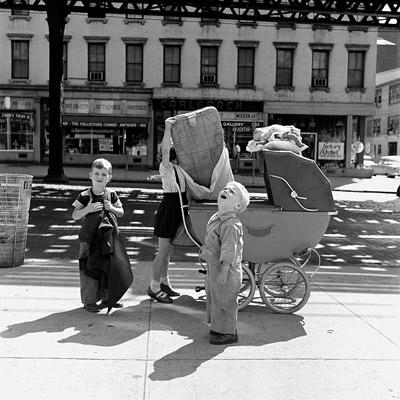 vivian maier undiscovered street photographer